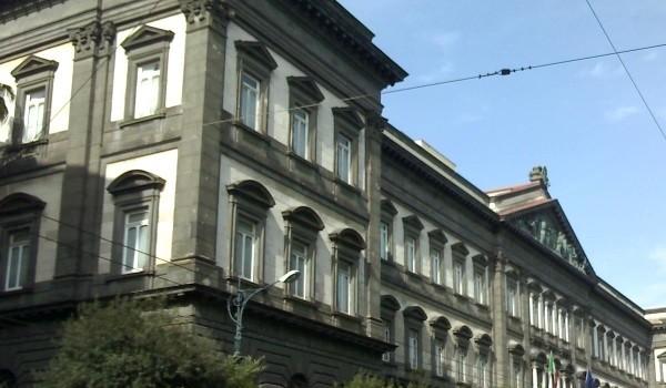 Amministrativi all'Università di Napoli