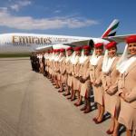Emirates, selezioni in Calabria