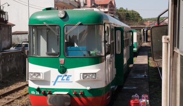 Sicilia, posti fissi alla Ferrovia Circumetnea