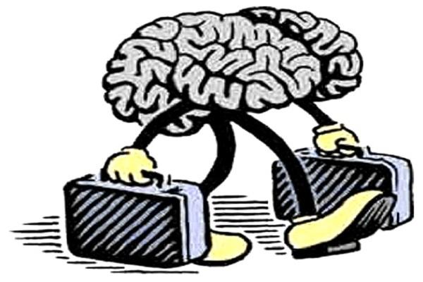 Essay on Brain Drain in English : A one way ticket