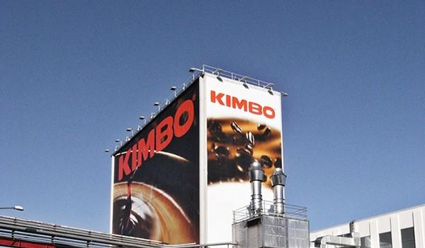 Kimbo assume in Campania