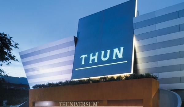 Campania: lavoro da Thun