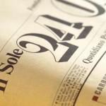 Calabria: al lavoro per IlSole24Ore