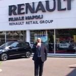 Campania: lavoro in casa Renault