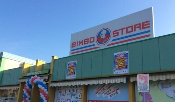 Sicilia: personale al Bimbo Store di Palermo e Agrigento