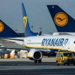Assistenti di volo Ryanair: lavoro in Calabria