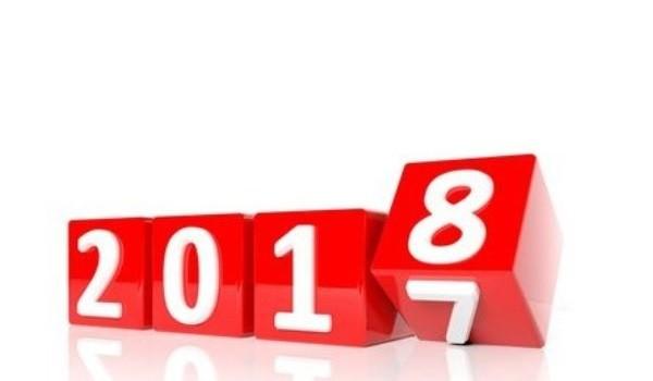 Che sia un 2018 migliore dell'anno passato…