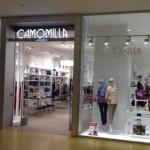 Camomilla Italia: lavoro in negozio in Puglia