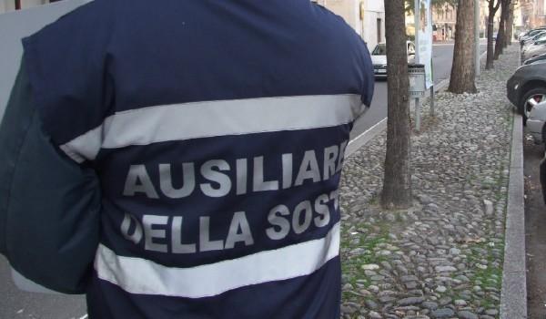 Ausiliari della sosta in Campania