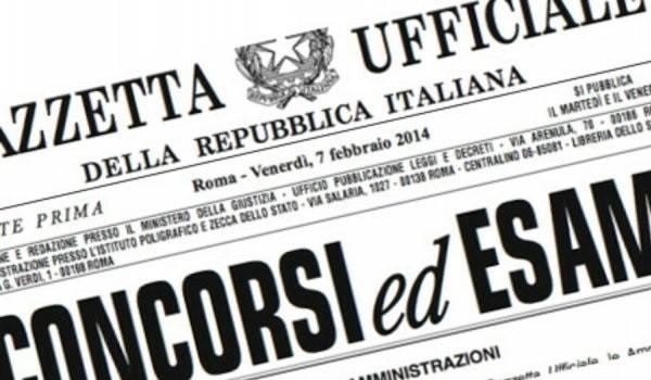 Campania, concorso per 21 posti a tempo indeterminato in Comune