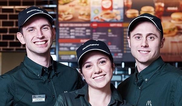 Puglia, posti di lavoro al McDonald's