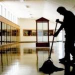 6.341 Addetti pulizie nelle scuole del Sud