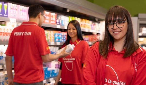 Lavoro Puglia: tante assunzioni nei supermercati Penny