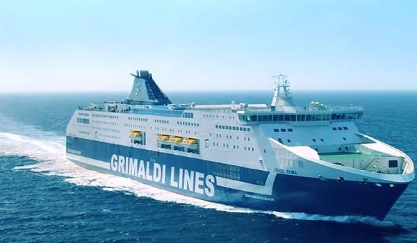 Lavoro Napoli, cv per Grimaldi Lines