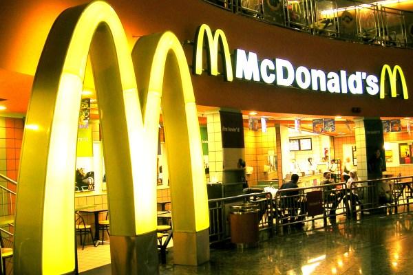 McDonald's: 30 posti in Abruzzo