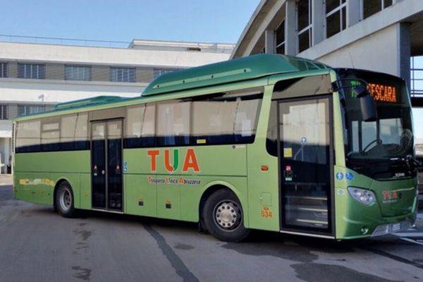 Abruzzo: 55 operai nell'Azienda di trasporto pubblico