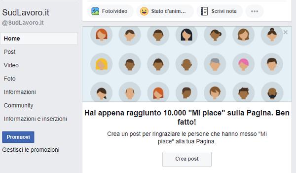 10mila volte grazie