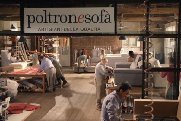 Calabria, lavoro nei negozi Poltronesofà